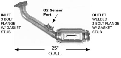 Nissan Xterra Abs Sensor Location additionally Camshaft Position Actuator Solenoid On A 2006 Pontiac Montana 3 9 Van additionally How To Replace 2009 Jeep Liberty Heater Core together with 2003 2006 nissan sentra air fuel o2 sensor location likewise Direct fit detail. on oxygen sensor replacement cost