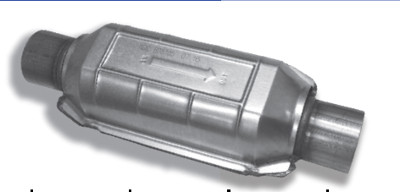 ULEV AND CLEANER EMISSION PLATFORMS UNIVERSAL CONVERTER UNIVERSAL CONVERTER Discount Catalytic Converters