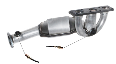 2003 BMW 330 Discount Catalytic Converters