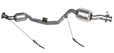 Lexus O2 Sensor Replacement