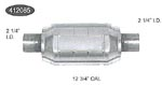 412085 Catalytic Converters Detail
