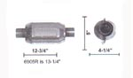 602215 Catalytic Converters Detail