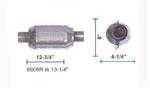 602215 Catalytic Converters Detail