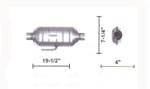 602585 Catalytic Converters Detail