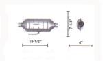 602587 Catalytic Converters Detail