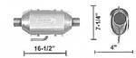 605007 Catalytic Converters Detail