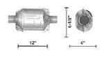 608294 Catalytic Converters Detail