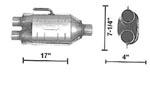 609044 Catalytic Converters Detail