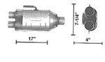 609240 Catalytic Converters Detail