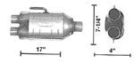 609240 Catalytic Converters Detail