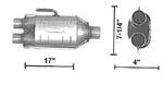 609244 Catalytic Converters Detail