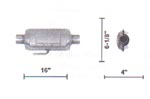 6573 Catalytic Converters Detail