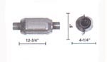 6903R Catalytic Converters Detail