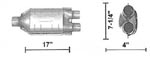8011 Catalytic Converters Detail