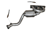BMW1402F Catalytic Converters Detail