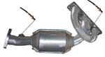 BMW1403R Catalytic Converters Detail