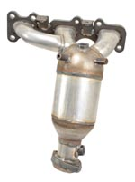 FOR20674F Catalytic Converters Detail