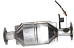 MAZ92148A Catalytic Converters Detail